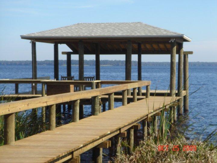 The Samec dock!