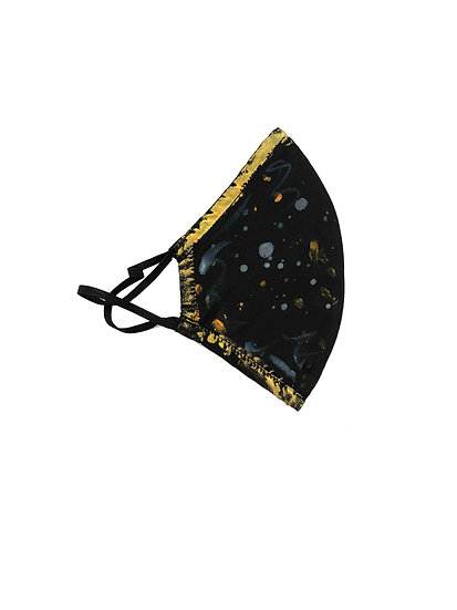 Black Galaxy Mask
