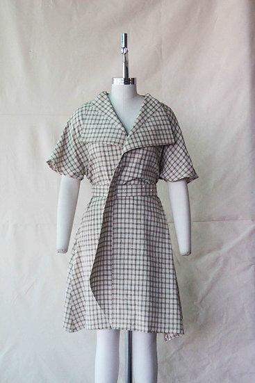 Zero Waste Short Dress