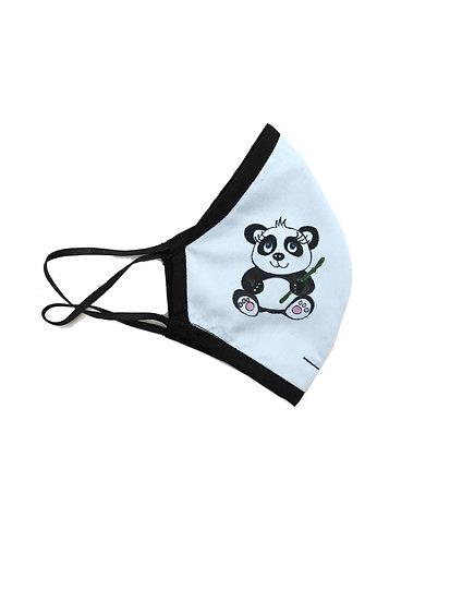 Panda Hand Painted Mask