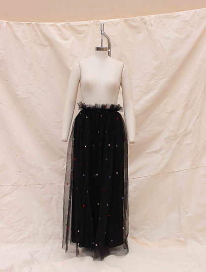 Black Star Skirt