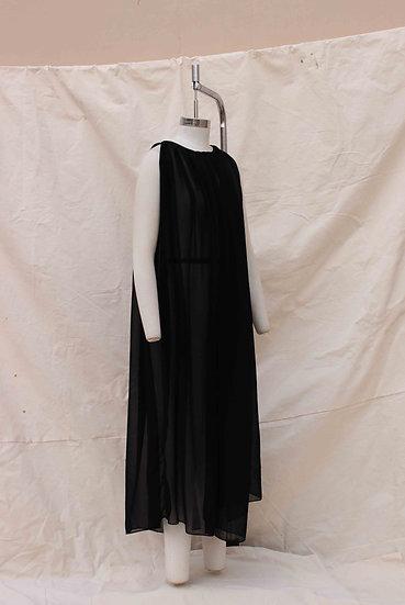 Black T dress