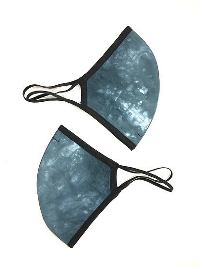 Grey Marble Masks