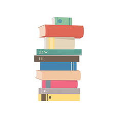"""https://www.freepik.com/free-vector/stack-of-books-graphic-illustration_2632998.htm. Designed by Rawpixel.com"