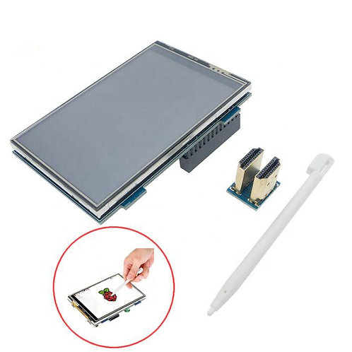 Pantalla LCD táctil HDMI 3.5´ 480x320