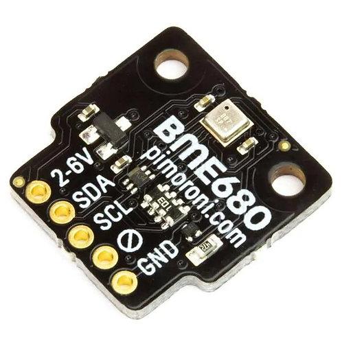 sensor de humedad  Calidad del aire, temperatura, presión