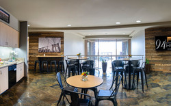 Cafe Waiting Area