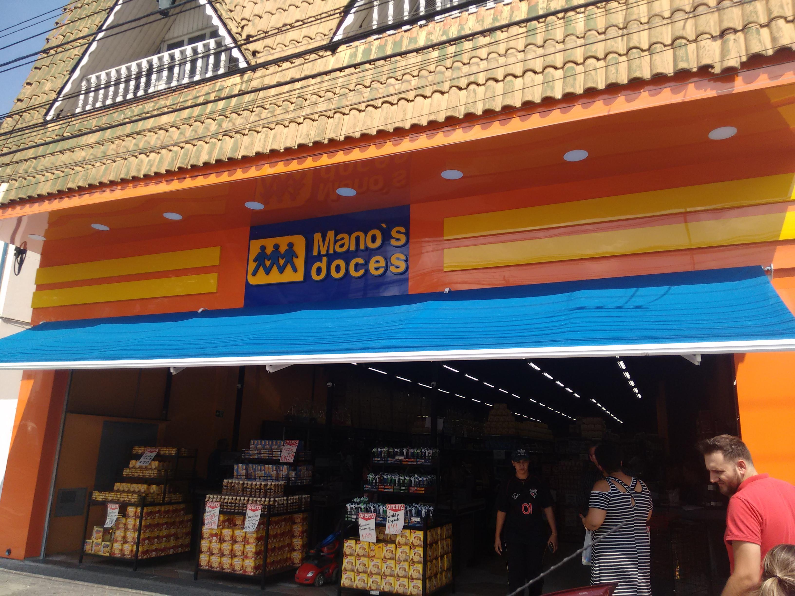Manos Doces Vila Carrão S.Paulo
