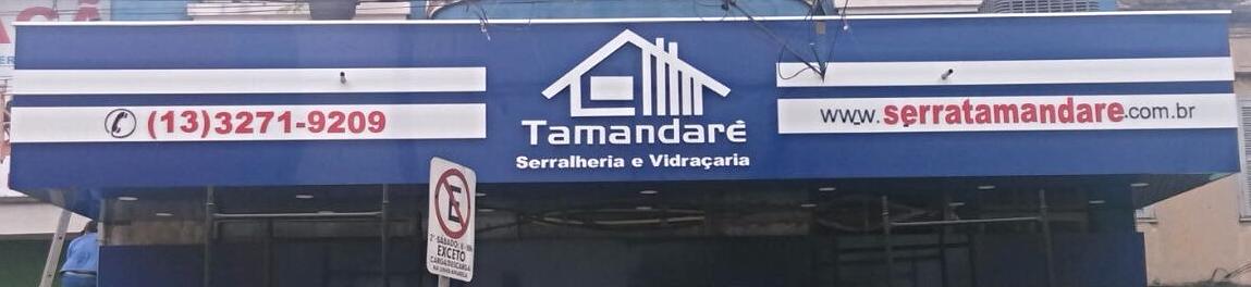 Tamandaré Serralheria e Vidraçaria.