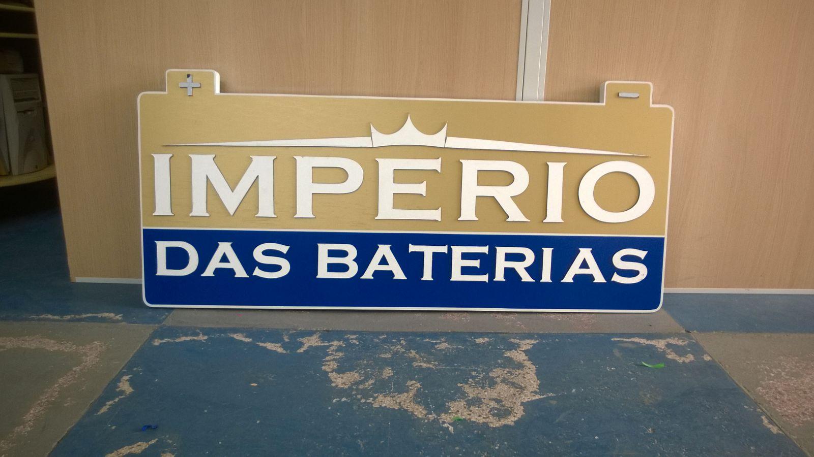 Imperio da s Baterias