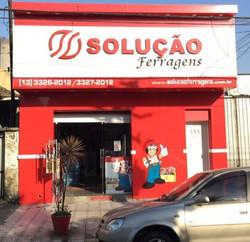 Solução Ferragens,Santos S.Paulo.