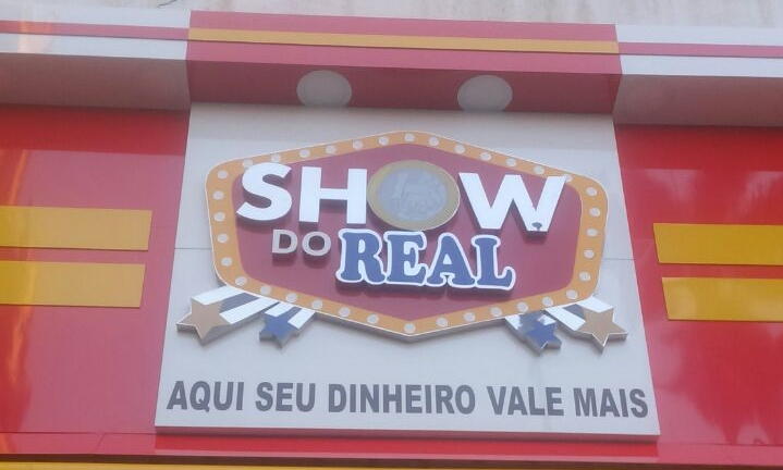 Show do Real na Praça da Sé