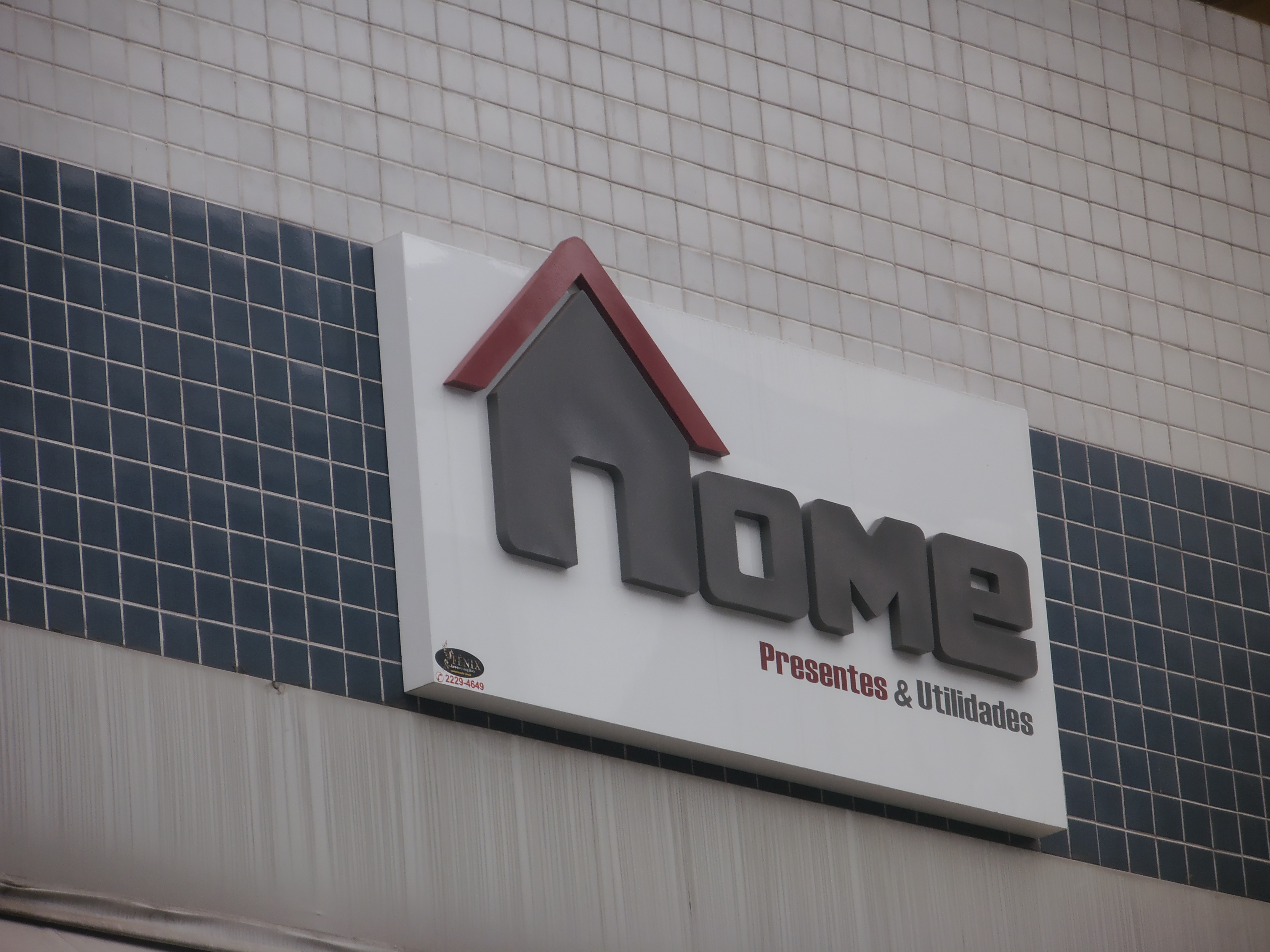 Home Presentes e Utensilios.
