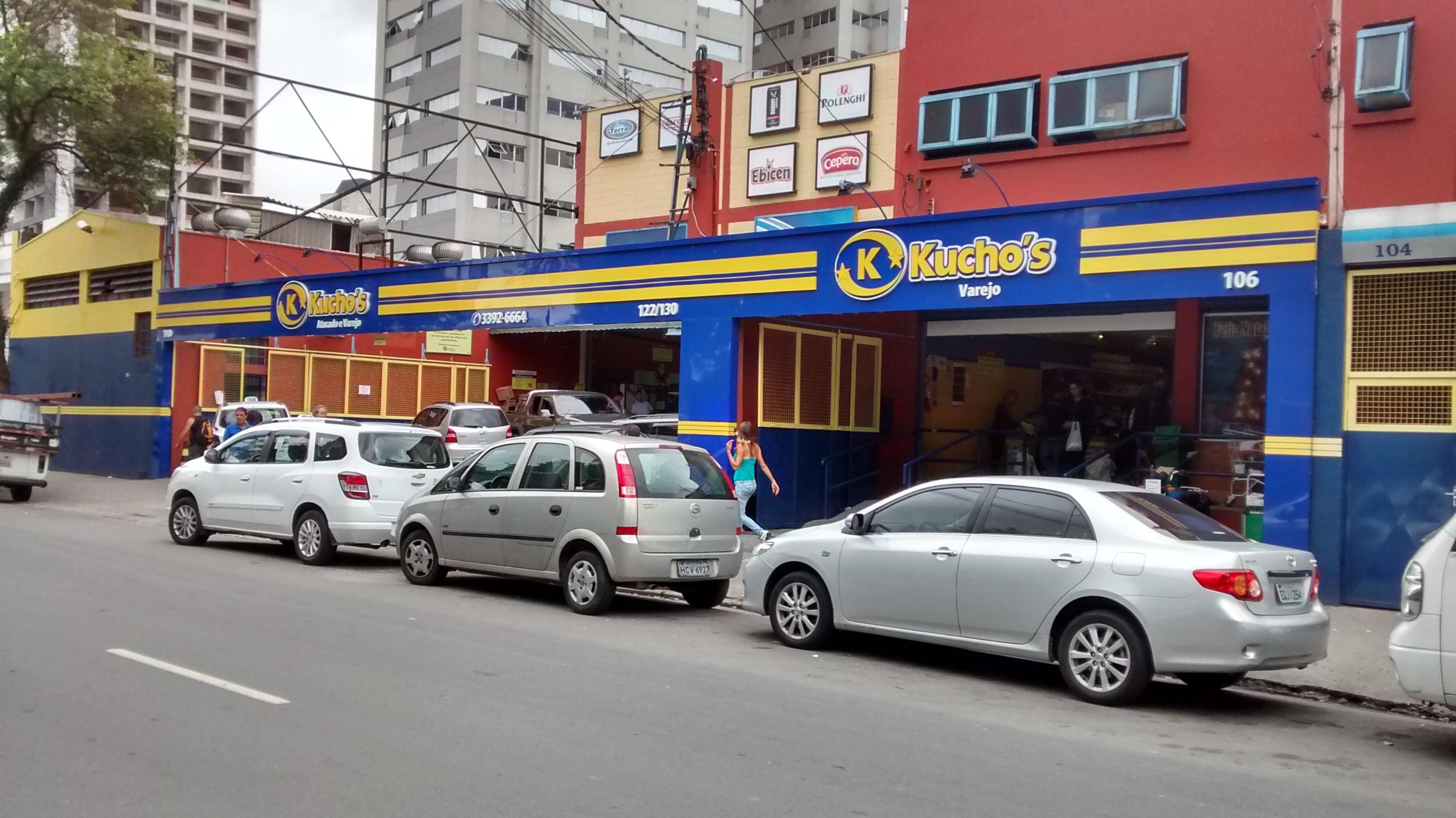 Kuchos Pinheiros S.Paulo