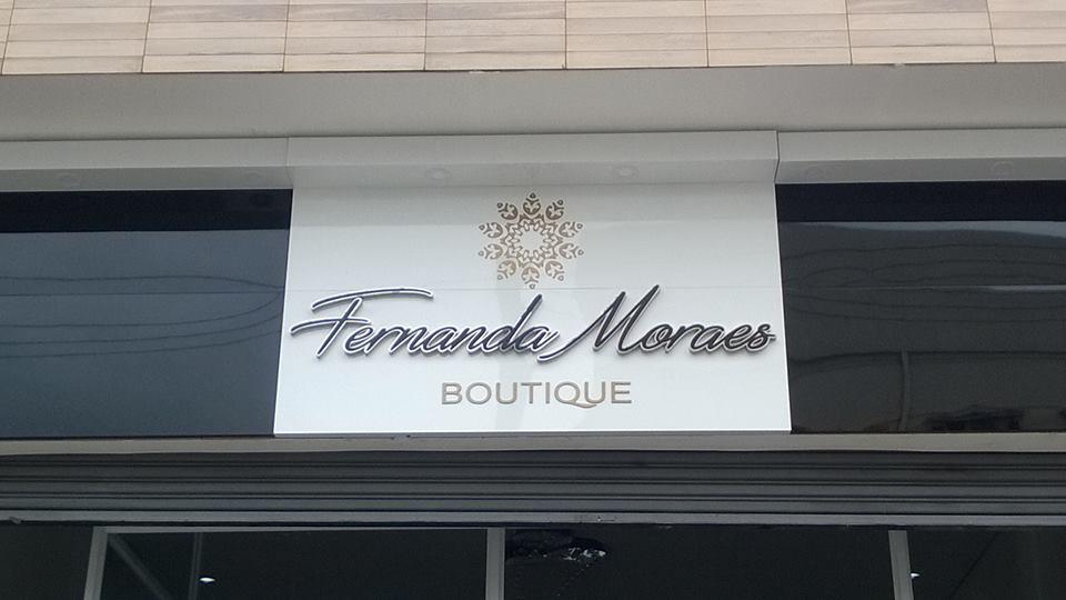 Boutique Fernanda Morães.