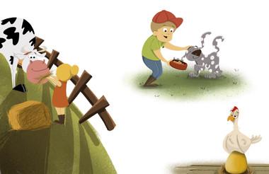 Farm Chores. AshleyBelote.jpg