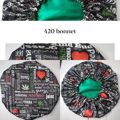 420 bonnet