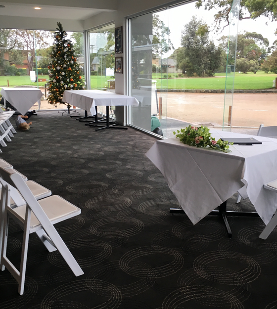 Gorgeous grounds for a wedding in Aspendale, 3195