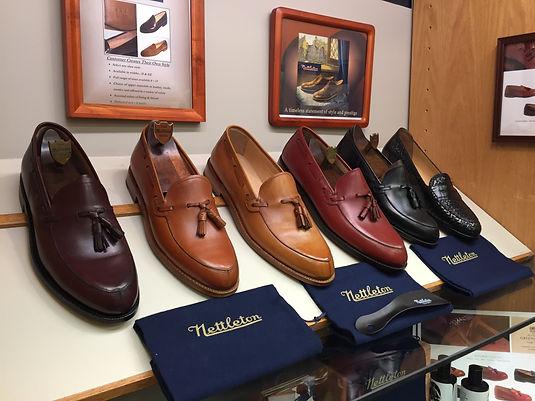 Nettleton, Greensboro, Shoes, Formal, Casual, Menswear, Accessories, Gordon's