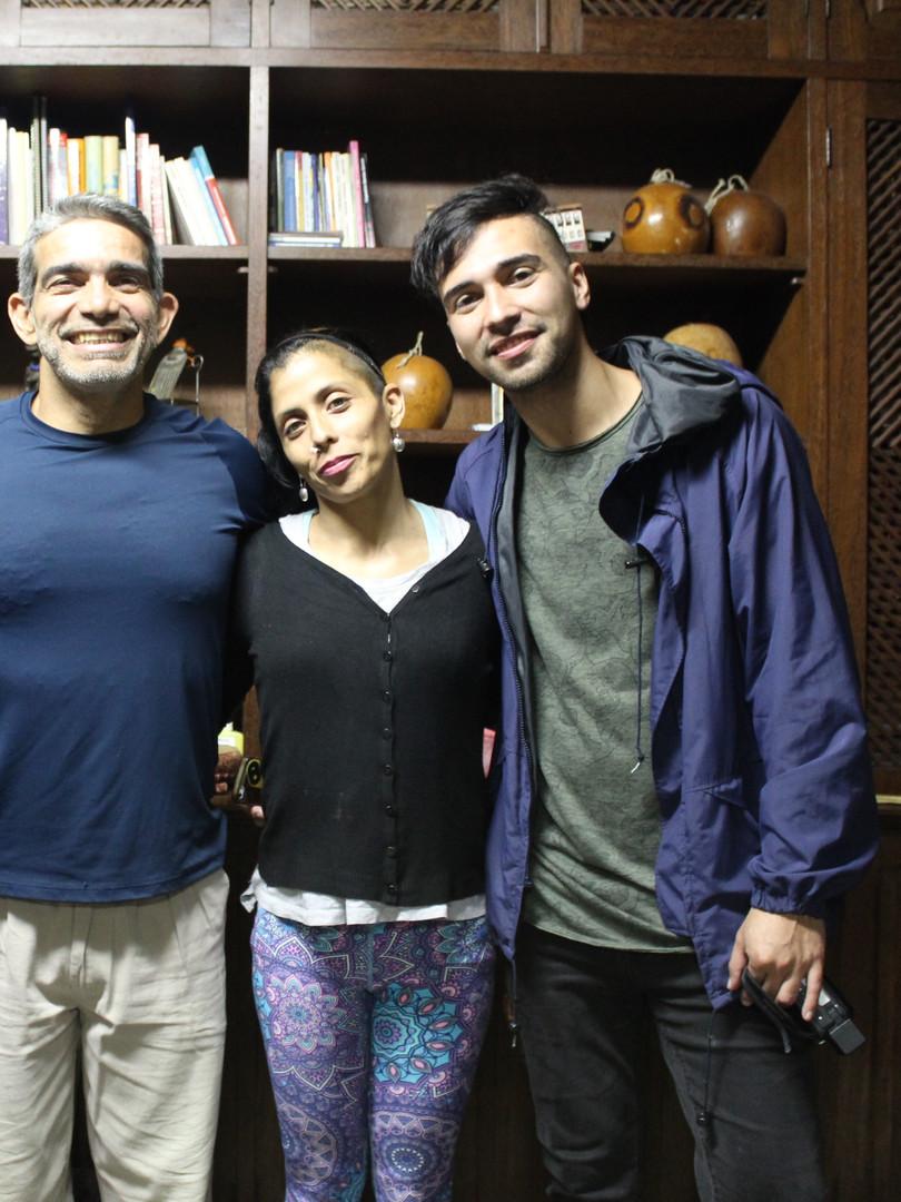 Entrevista Mestre Bocao 2018