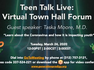 Teen Talk Live!
