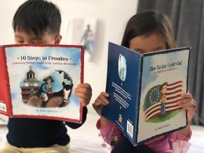 Bookshelf Spotlight: Growing Patriots Book Series