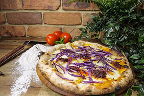 pizza special wedding celebration
