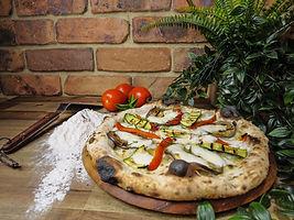vegan option pizza in sunshine coast