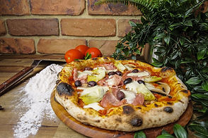 mobile food pizza catering