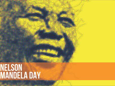 Nelson Mandela Day 2020 | Help us fight hunger.