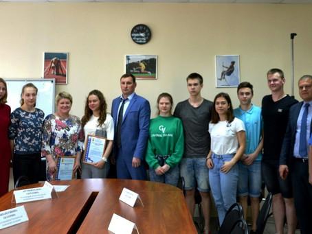 Пресс-конференция в честь Екатерины Михайлушкиной