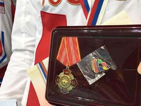 Екатерина Михайлушкина абсолютная чемпионка России