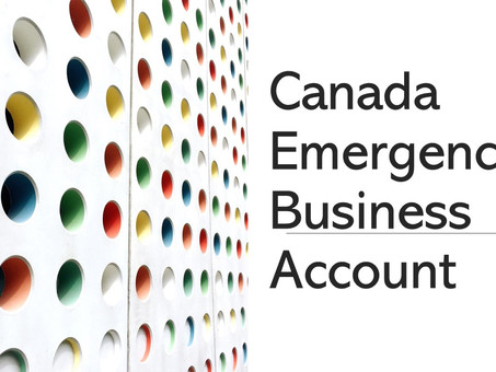 Canada Emergency Business Account (CEBA) updated 7/17/2020