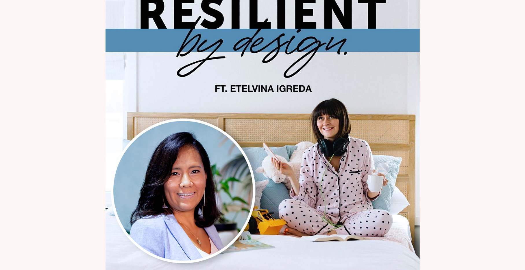 Resilient by Design - Podcast Interview with Rebecca Hay.