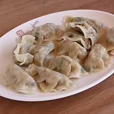 Boiled Pot Stickers