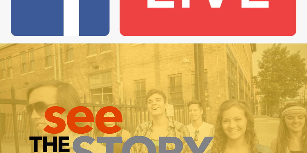 See The Story - Facebook Live