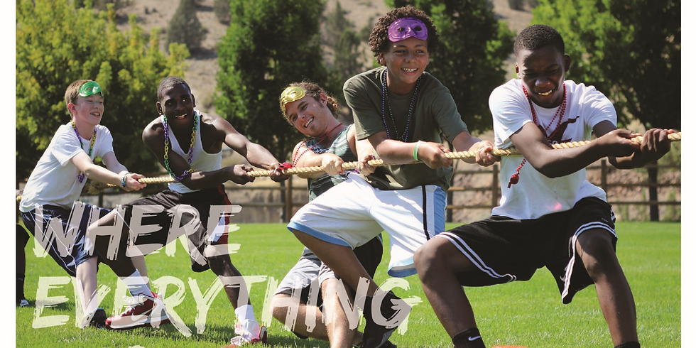 YFC Camp - Middle School
