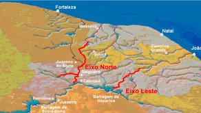 OTIMIZAÇÃO DE CUSTOS DE ADUÇÃO NA TRANSPOSIÇÃO DO RIO SÃO FRANCISCO