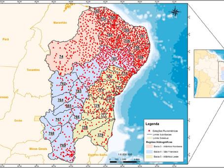 Definição de isozonas de precipitação no semiárido brasileiro