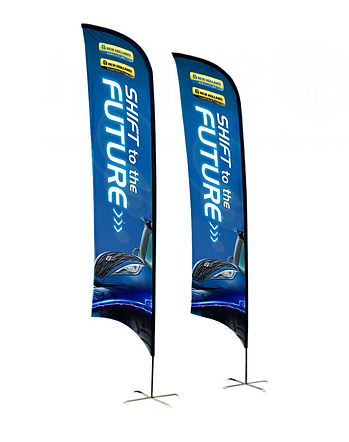 STTF Banner Flag
