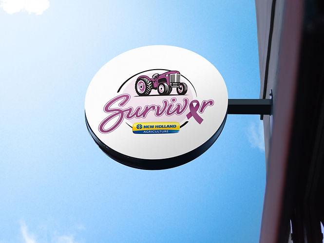 Survivor Tractor logo