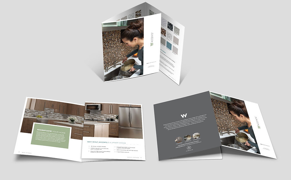 Wolf Accents Brochure
