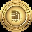 NAMA award icon
