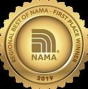 NAMA Award Winning Design