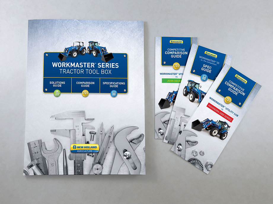 WORKMASTER™ Tool Box Marketing