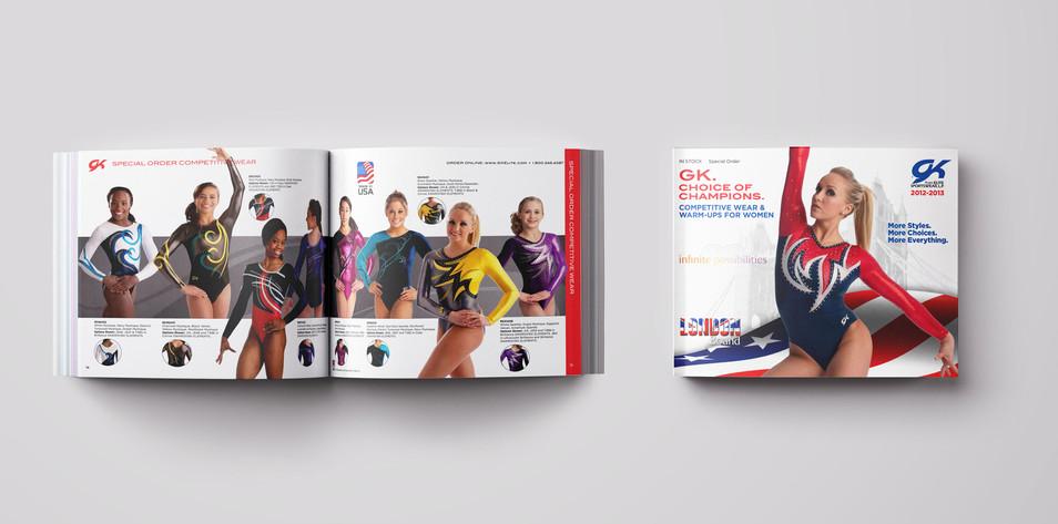 Sportswear Catalog