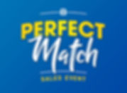 Logo Development - Perfect Match Sales Event, New Holland