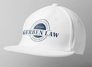 Gerben Law Firm - Logo design