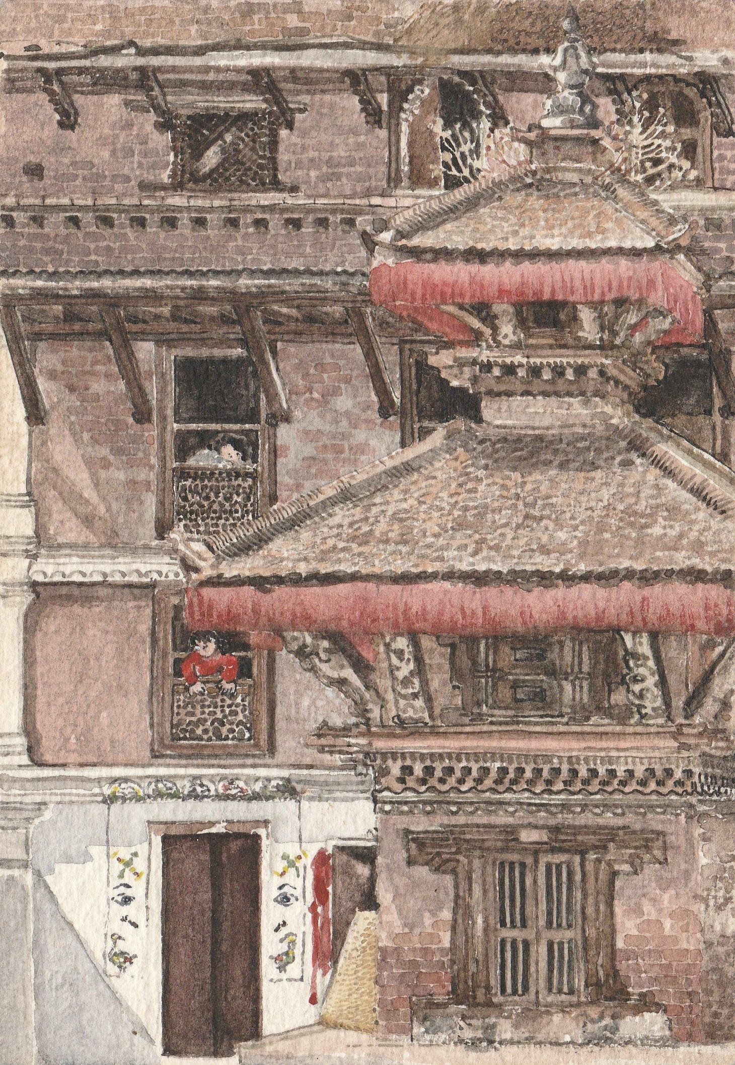 Bhaktapurtemple