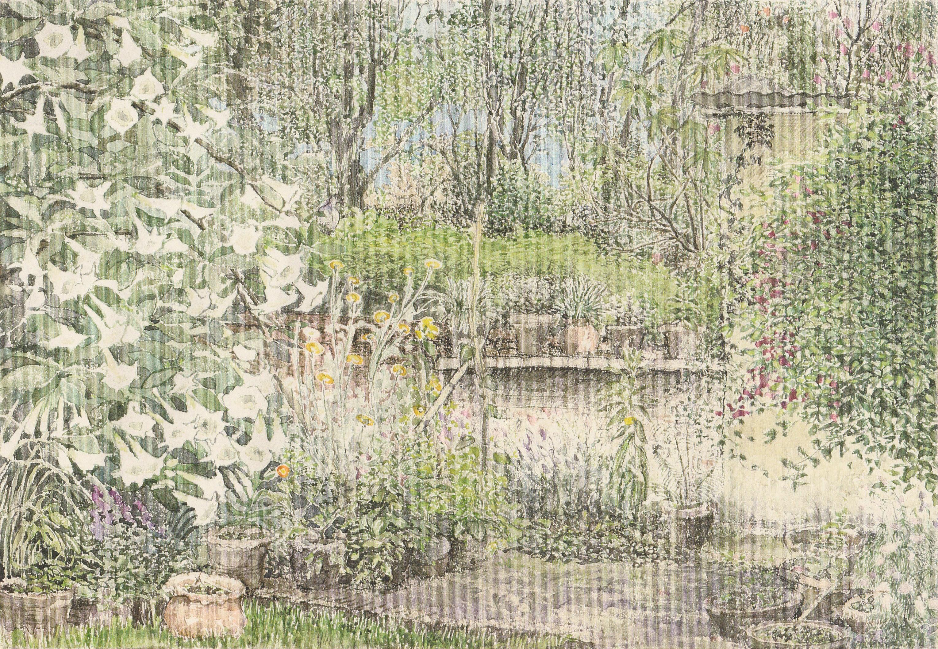 jardin d'Angelique